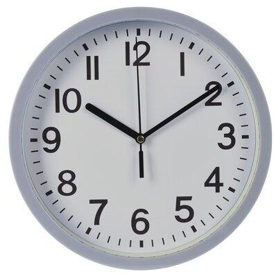 Nástěnné hodiny Mackay šedá, 22,5 cm