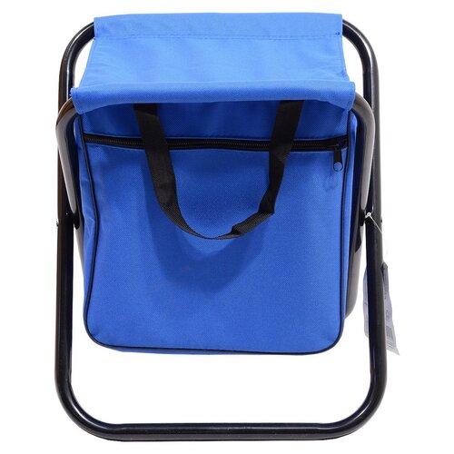 Cattara Kempingová skládací židle Malaga, modrá