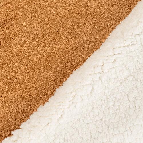 4Home Beránková deka hnědá, 150 x 200 cm