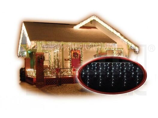 LED řetěz rampouchy venkovní
