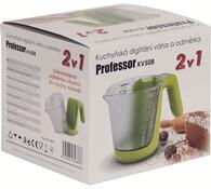 Professor KV 508 kuchyňská váha digitální s odměrkou