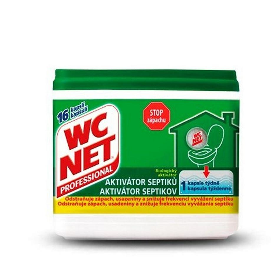 WC NET Aktivátor septiků 16 k