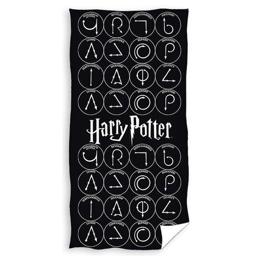 Osuška Harry Potter Zaklínadlá, 70 x 140 cm