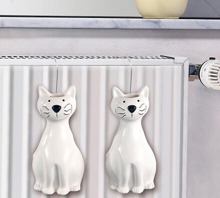 Zvlhčovače vzduchu na topení