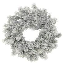 Vianočný veniec Leverano sivá, pr. 35 cm