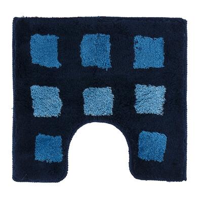 WC předložka Premium Meusch, tmavě modrá, 55 x 50 cm