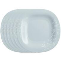 Luminarc Komplet talerzy płytkich Ombrelle 27 cm, 6 szt., szary