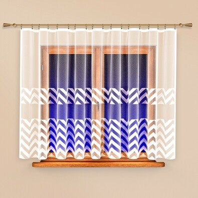 4Home Záclona Linda, 300 x 250 cm