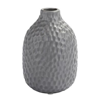 Váza Lida šedá 16 cm