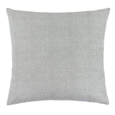 Polštářek Rita UNI světle šedá, 40 x 40 cm