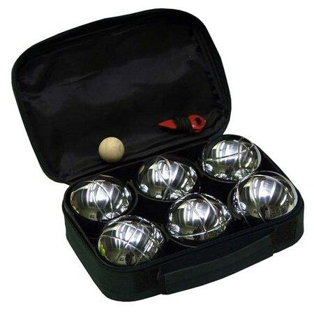 6 Petanque golyó