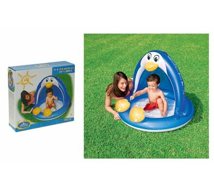 Dětský bazén tučňák