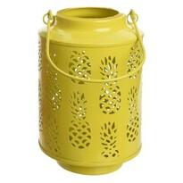 Lampáš Pineapple žltá, pr. 10 cm