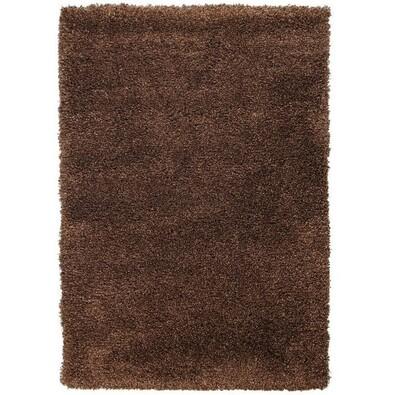 Kusový koberec Fusion 91311 D. Brown, 140 x 200 cm