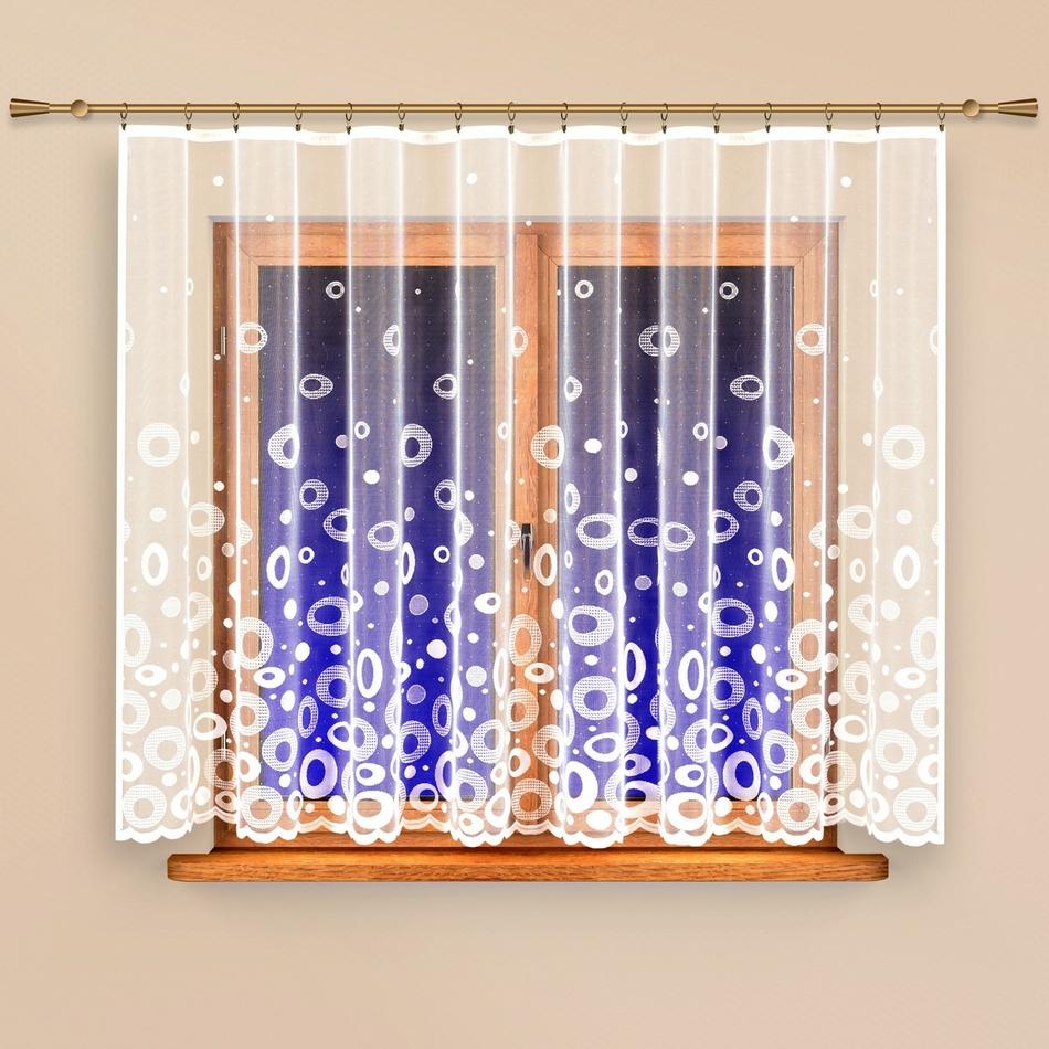 4Home Záclona Sára, 450 x 150 cm, 450 x 150 cm