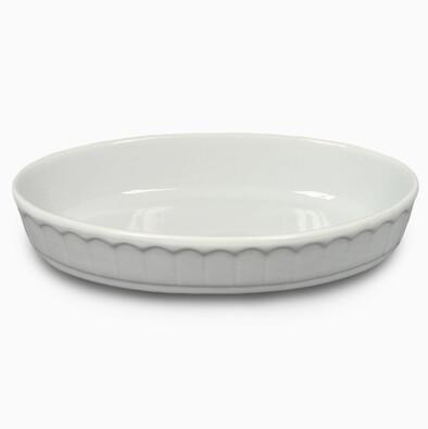 Domestic Zapékací porcelánová forma 35 x 21 cm