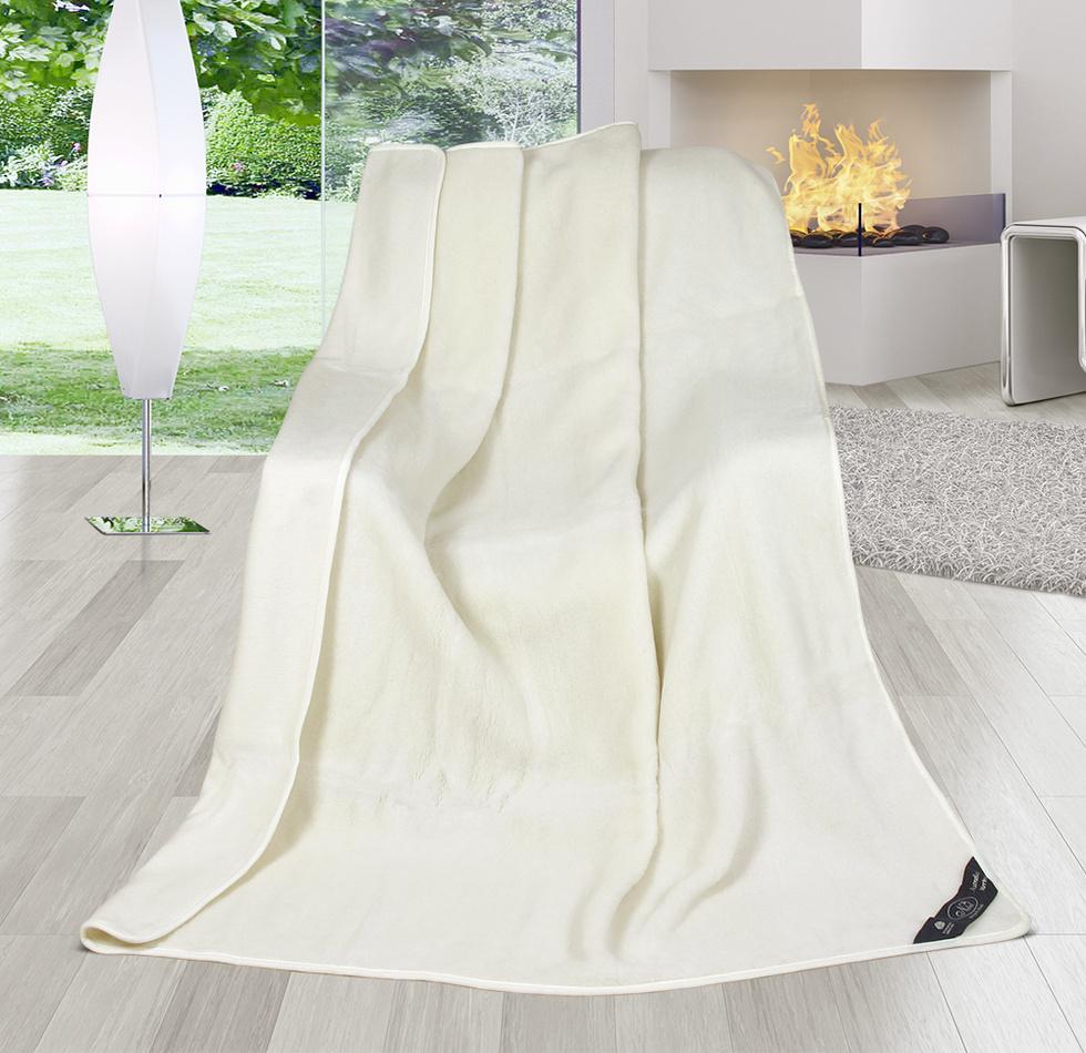 Vlněná deka Australské Merino, 155 x 200 cm