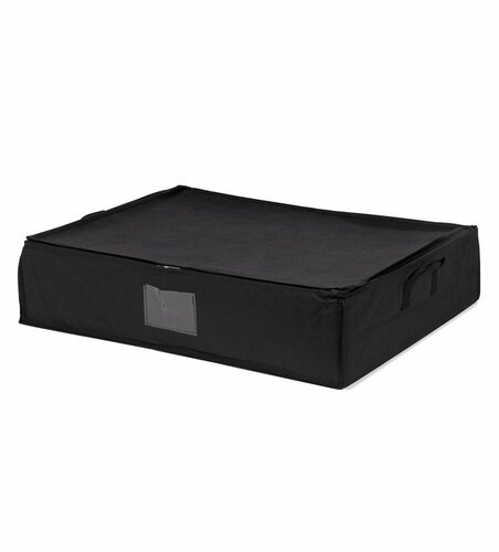Compactor vákuum tárolódoboz tokkal Black Edition L, 145 l