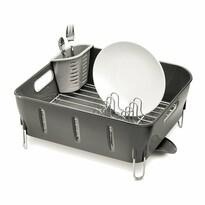 Simplehuman Odkapávač na nádobí Compact,  šedá