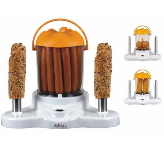 Gallet MAH 406 hot-dog
