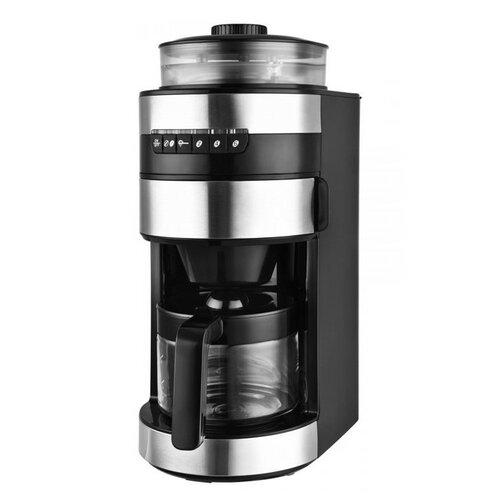 Kalorik CCG 1006 kávéfőző kávéőrlővel, fekete