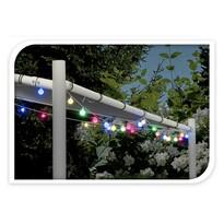 Lampki oświetlenie zewnętrzne, 80 LED
