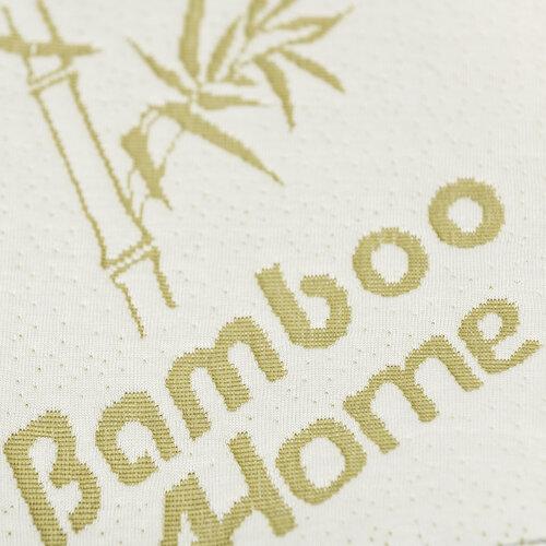 4Home Vankúš z pamäťovej peny Bamboo profilovaný, 30 x 50 cm