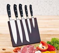 Sada oceľových nožov