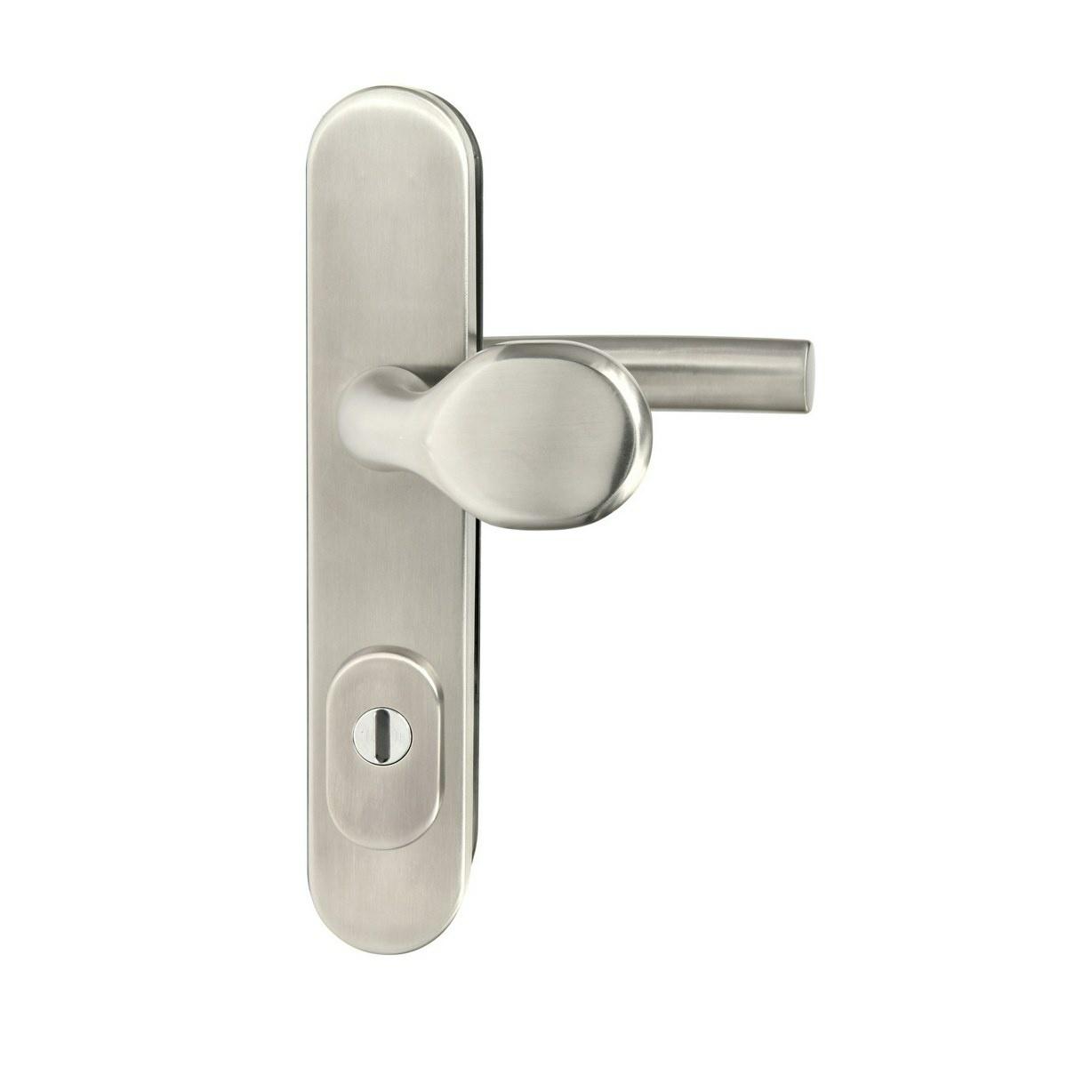 Dveřní bezpečnostní kování s madlem, R.701.ZB.72.N.TB4