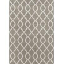 Kusový koberec Desta světle šedá, 150 x 100 cm