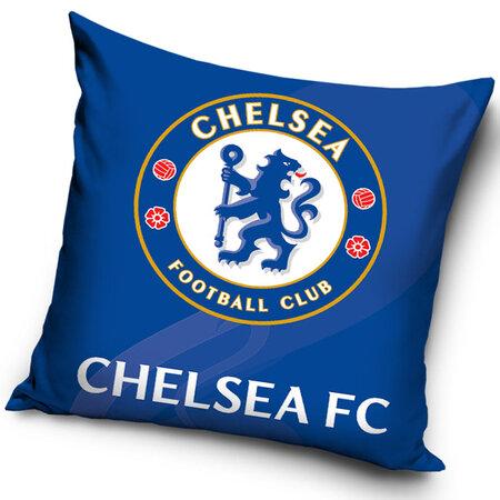 Chelsea FC Címer kispárna, 40 x 40 cm