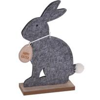 Veľkonočný plstený zajačik Henry, 27 cm