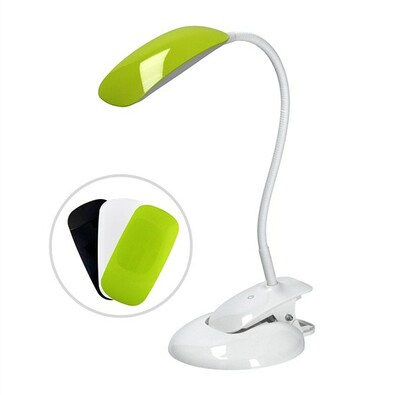 Solight WO42 LED stolná stmievateľná lampička, biela