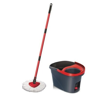 Vileda Electro Easy Wring and Clean mop set