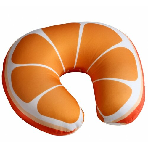 Modom Cestovní polštářek Pomeranč, 30 x 30 cm