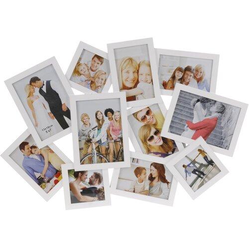Ramka People na 11 zdjęć, biały