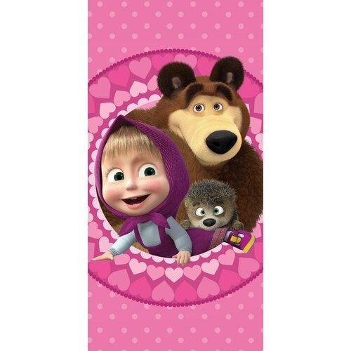 Prosop Masha și Ursul, 70 x 140 cm