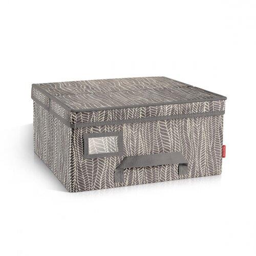 Tescoma Krabica na odevy Fancy Home, 40 x 35 x 20cm , béžová