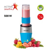 Concept SM3384 Smoothie maker Active Smoothie 500 W niebieski 1 x 570 ml