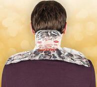 Gelový obklad na krk a ramena
