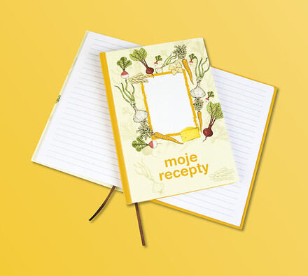 Kniha mých receptů