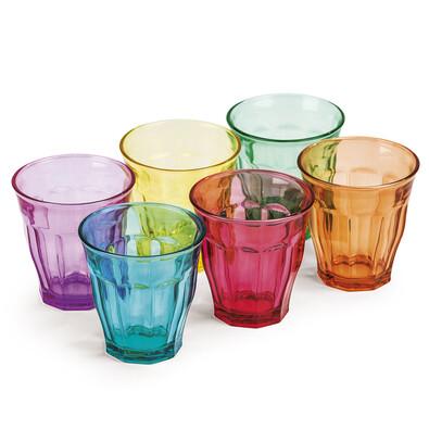 6dílná sada sklenic