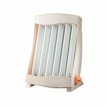 EFBE-SCHOTT GB 836 Tvárové solárium  s 6 UV-trubicemi PHILIPS, 105W