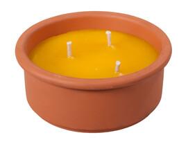 Repelentná sviečka citronela 18 cm
