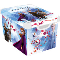 Curver Dekorační úložný box Frozen 2 L, 22 l