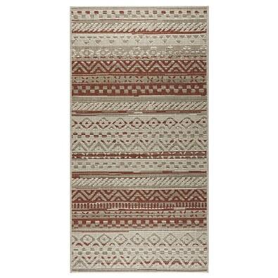 Kusový koberec Star červená, 120 x 170 cm