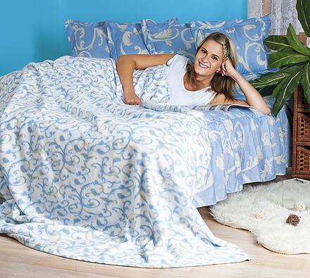 Fleecová deka, 160 x 205 cm