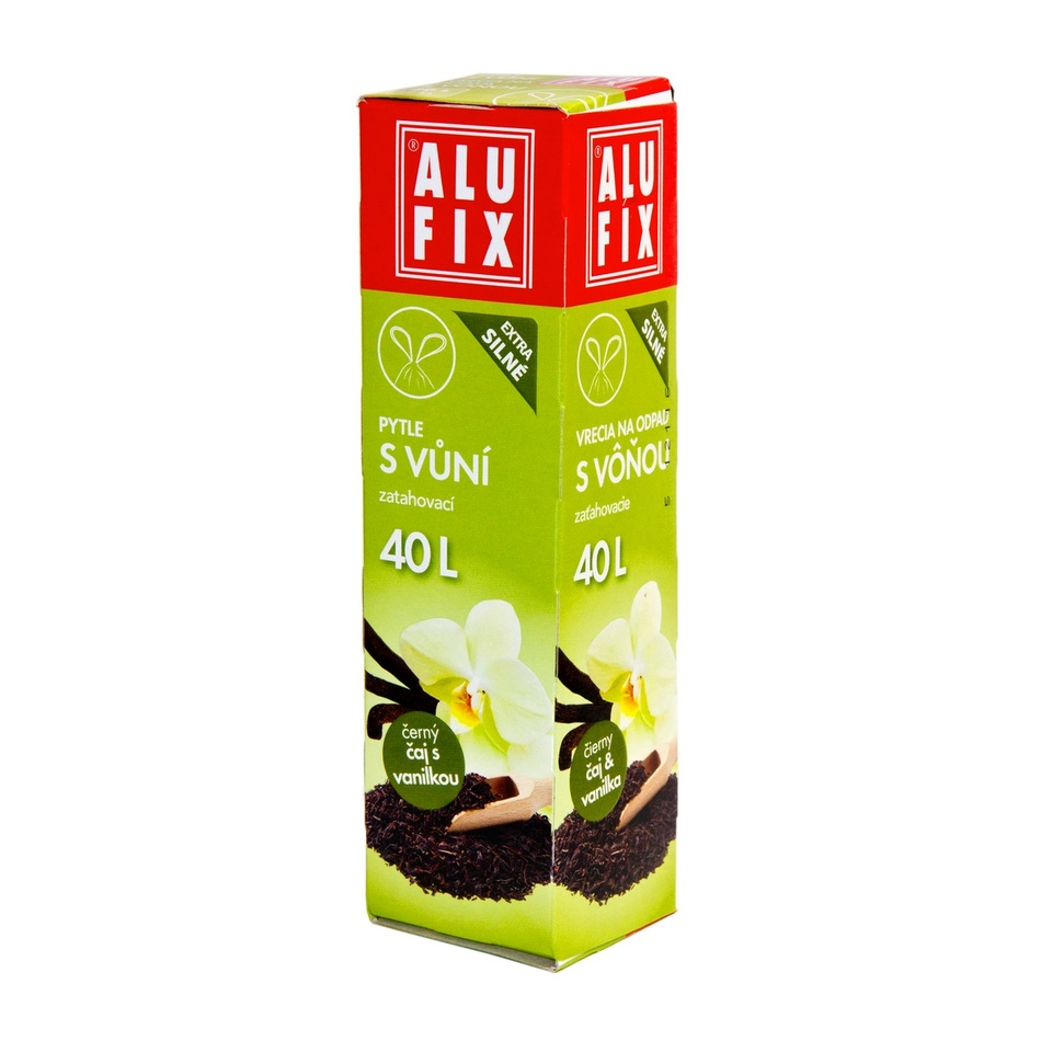 Alufix Pytle na odpad s vůní vanilky, 40 l