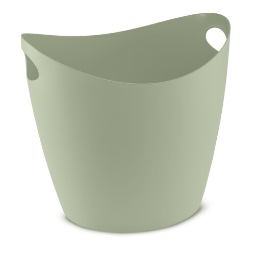 Koziol Úložný box Bottichelli zelená, 28 l