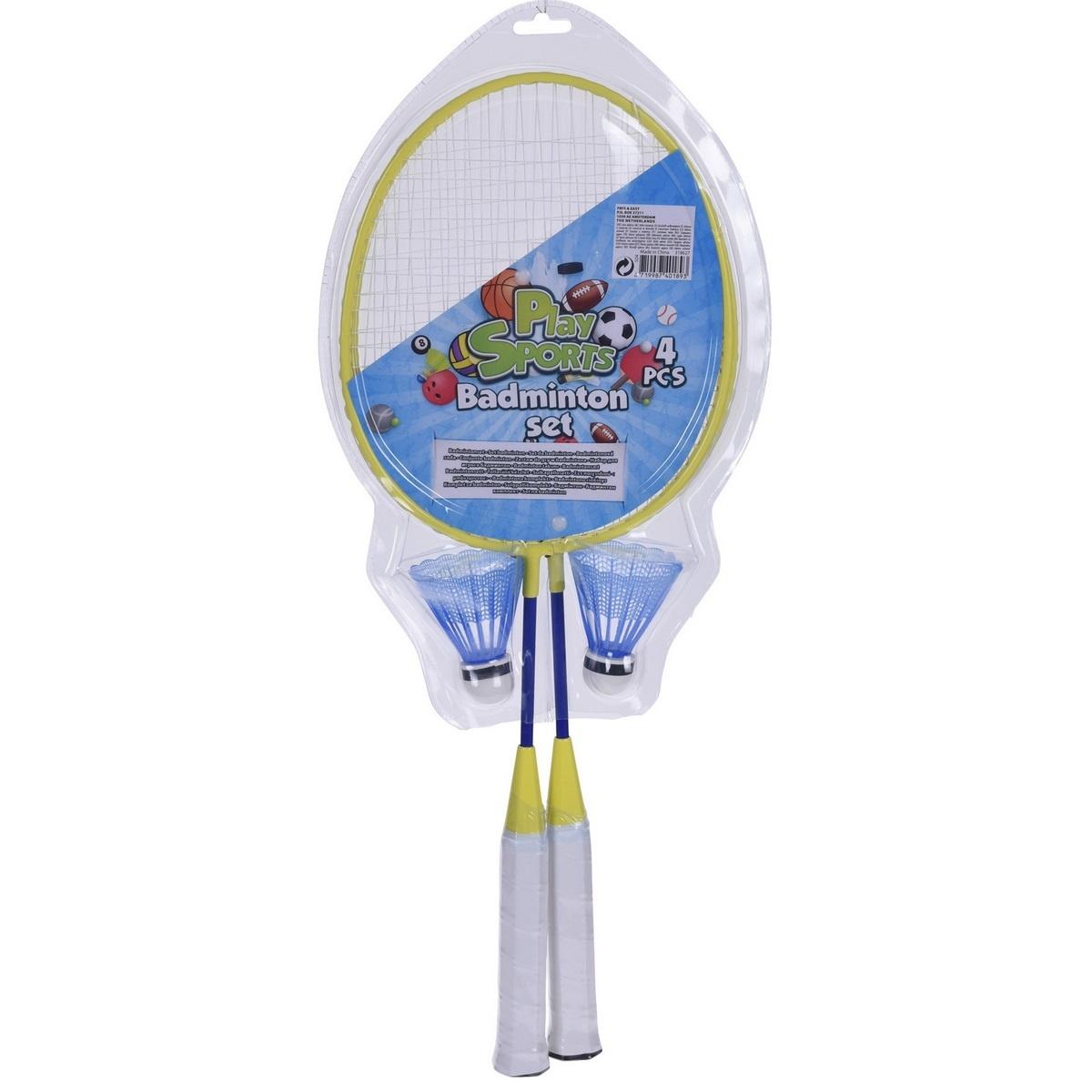Sada na badminton, 4 ks